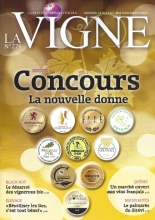 Special report on wine competitions in La Vigne magazine: The Lyon International Competition is given as an example!