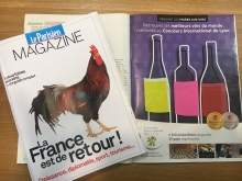 Retrouvez notre campagne de communication dans Le Parisien Magazine !