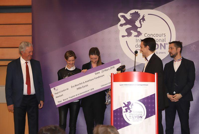 Trophée de la Sommellerie 2019 : Félicitations aux gagnantes !